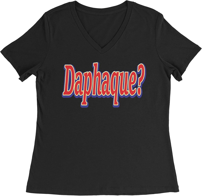 HARD EDGE DESIGN Women's Daphaque T-Shirt