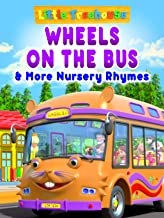 Wheels on the Bus & More Nursery Rhymes - Little Treehouse