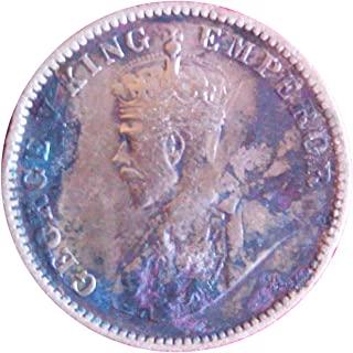 Very Old Indian 1934 Year One Quarter Anna Coin
