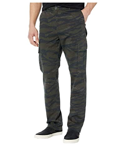 Salty Crew Cutty Cargo Pants (Camo) Men