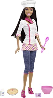 Barbie I Can Be Chef Doll, Brunette