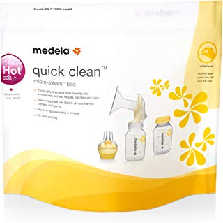 Medela Bolsas Esterilizadoras Quick Clean Micro-Steam
