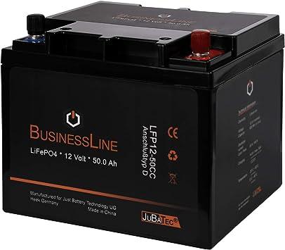 Lifepo4 Akku 12v 50ah Mit Bms Bluetooth Mit Bluetooth Elektronik