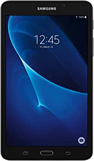 """Samsung Galaxy Tab A 7""""; 8 GB Wifi Tablet (Black) SM"""
