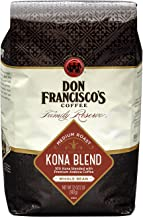 Don Francisco's Whole Bean Kona Blend, Medium Roast Coffee (32-ounce bag)