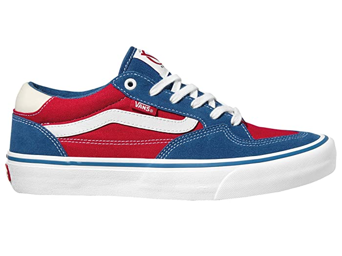 Vans Rowan Pro (Stv Navy/Red) Shoes