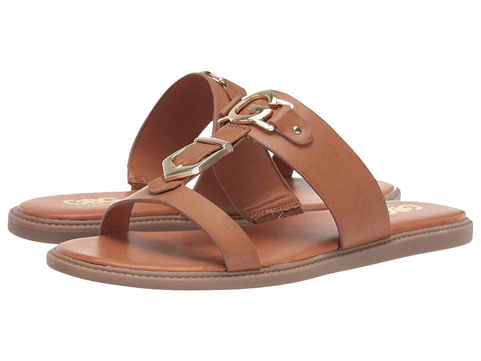 G by GUESS Nazro (Burnished Calf Sand Dune) Women
