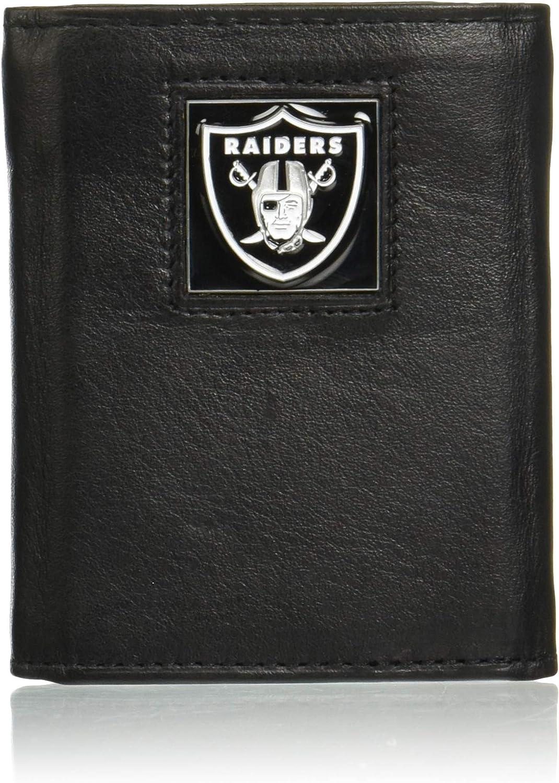 Bargain sale Branded goods Siskiyou Sports Leather Tri-fold Wallet