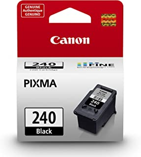 Canon Genuine PG-240 Ink Cartridge, Black