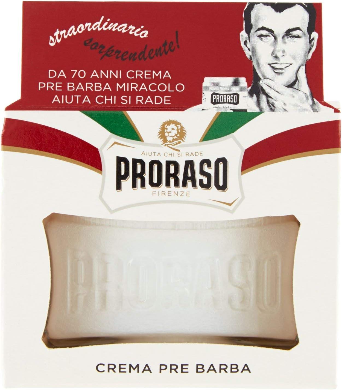 Proraso Proraso White Line Pre-Shaving Cream 100Ml 100 ml