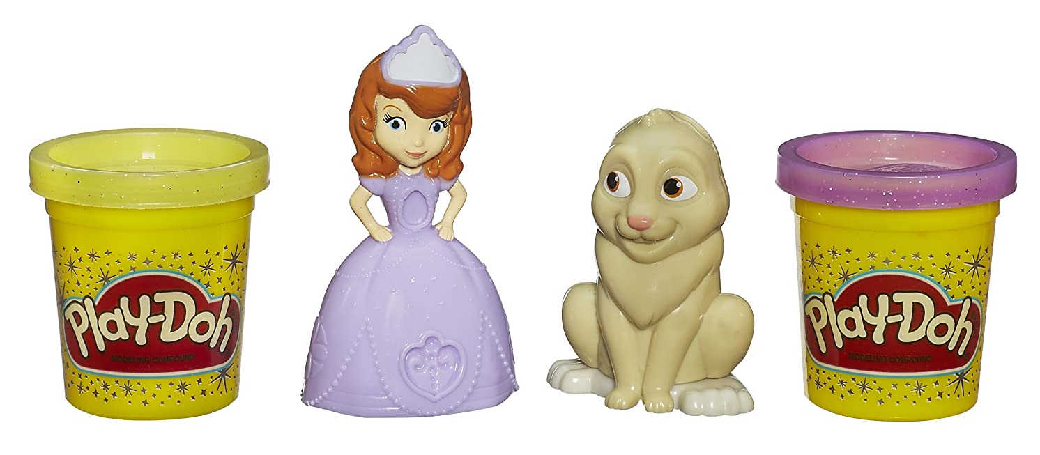 Play-Doh Princess Sofia And Clover Set