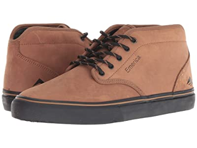 Emerica Wino G6 Mid (Tan/Black) Men
