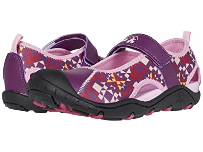 Kamik Kids Claire (Toddler/Little Kid/Big Kid) (Grape) Girl