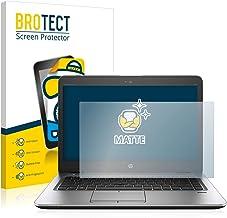 BROTECT Protector Pantalla Anti-Reflejos Compatible con HP EliteBook 840 G3 / G4 Pelicula Mate Anti-Huellas
