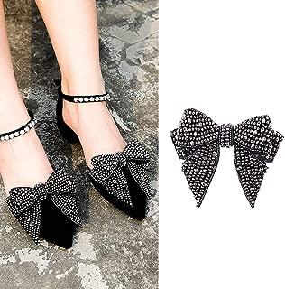 shoe decorations bows