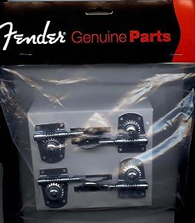 Fender Standard/Highway One Series Bass Tuning Machines - Chrome