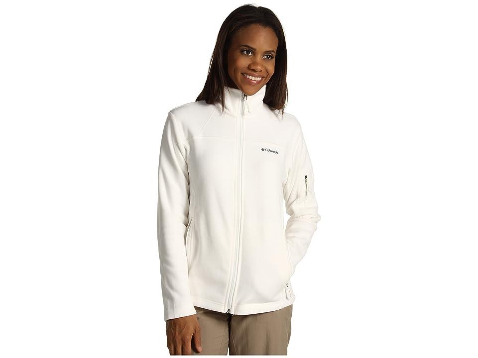 Columbia Fast Trektm II Full-Zip Fleece Jacket (Sea Salt) Women