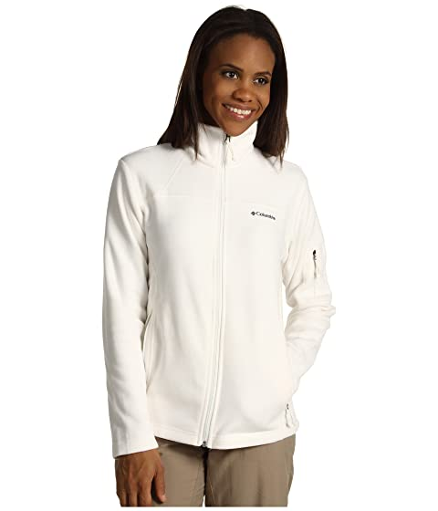548658f383f Columbia Fast Trek™ II Full-Zip Fleece Jacket at Zappos.com