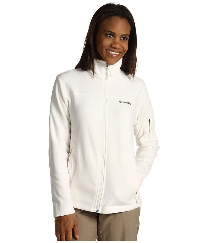 Columbia Fast Trek Trade Ii Full Zip Fleece Jacket