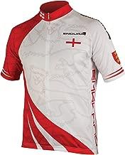 Endura Men's England Short-Sleeved Cycling Jersey