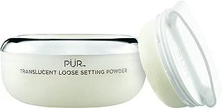 PÜR Translucent Loose Setting Powder, 0.3 oz.