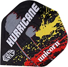 Unicorn Unisex's Kim Huybrechts - Ultrafly Flights, Black/Red/White/Yellow, Big Wing