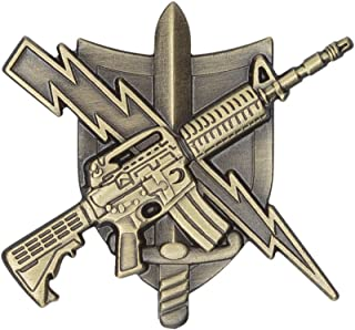 Tactical Patrol Officer Pin - AG