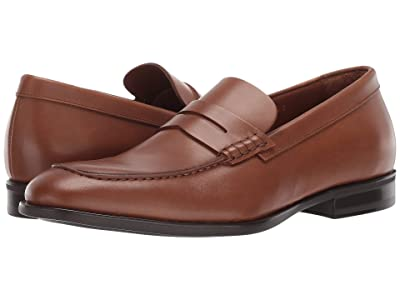 Aquatalia Adamo (Cognac Dress Calf) Men