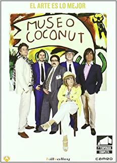 Museo coconut (1ª temporada) DVD