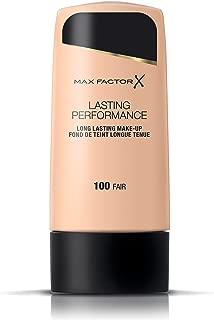 Max Factor Lasting Performance, Liquid Foundation, 100 Fair, 35ml