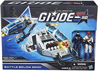 Hasbro G.I. Joe Battle Below Zero Set 50th Anniversary