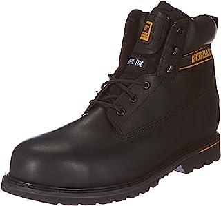 Cat Footwear Holton S3 HRO SRC, Chaussures de Travail Homme