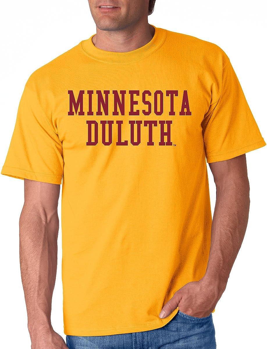 NCAA Minnesota Duluth Bulldogs T-Shirt V3