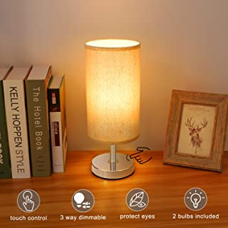 touch control lamp
