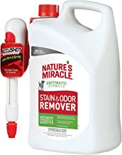 Nature's Miracle Stain and Odor Remover, Dog Stain Remover, Odor Control Enzymatic Formula
