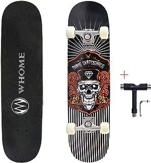 """21 Plys of Hard Rock Maple Skateboard Veneer 9.5/"""" x 35/"""""""