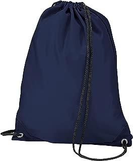 BagBase Budget Water Resistant Sports Gymsac Drawstring Bag (11 Litres)