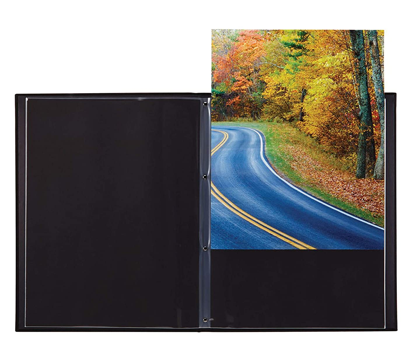ProFolio by Itoya, Professional Art and Photography Presentation Book Portfolio With 24 Pockets - 9 x 12 Inches