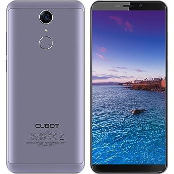CUBOT Nova Dual 4G Sim Teléfono Libre, 0.1s Sensor de Huellas ...