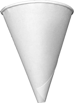 Konie Funnel - 4.0KRF Recyclable Paper Cone Funnel, 4 oz Disposable {Tazas de