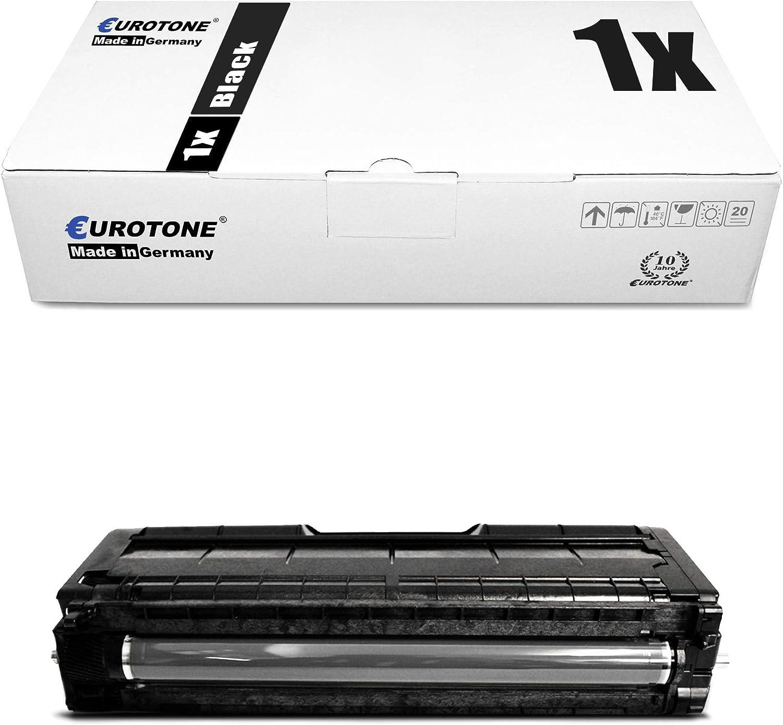 Baltimore Mall Eurotone Super-cheap Toner for Ricoh Aficio SP C SFw e Replaces dn 40 250 sf