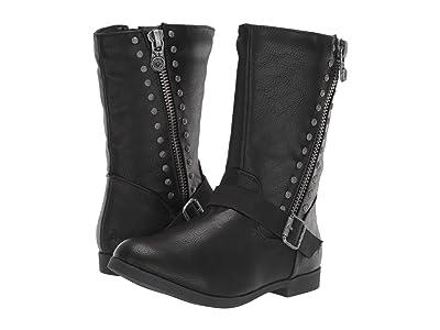 Blowfish Kids Spicy-K (Little Kid/Big Kid) (Black Bronco PU/Utah PU) Girls Shoes