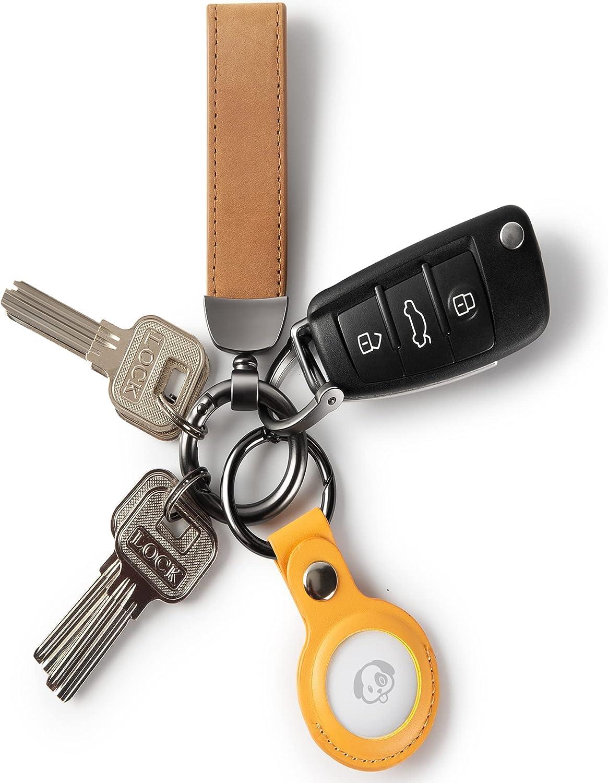 LONLI | All-in-One Keychain for Keys, AirTag and Car Key
