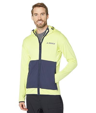 adidas Outdoor Terrex Tech Fleece Light Hooded Jacket