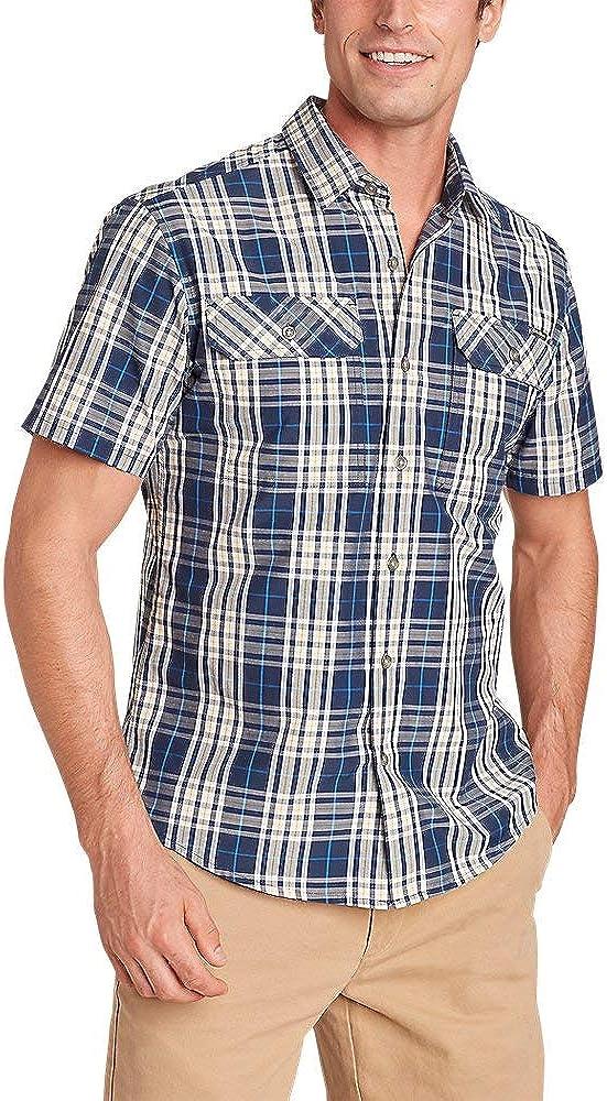 Eddie Bauer Men's Adventurer Short-Sleeve Shirt