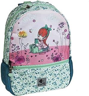 Busquets - Mochila Infantil Lol Busquets Verde