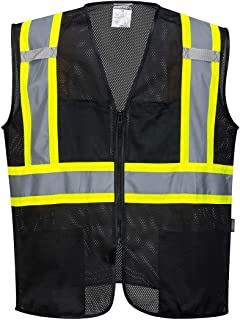 Best ml kishigo black safety vest Reviews