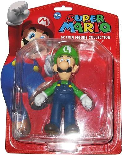 [Super Mario Action Figure Collection] [Luigi] (japan import)