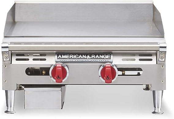 American Range AEMG-12N Heavy Duty Manual Griddles