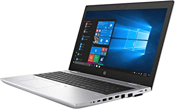 "HP 3YD90UT#ABA Probook 650 G4 15.6"" Notebook - Windows - Intel Core i5 1.6 GHz - 4 GB RAM - 500 GB HDD - Natural Silver"